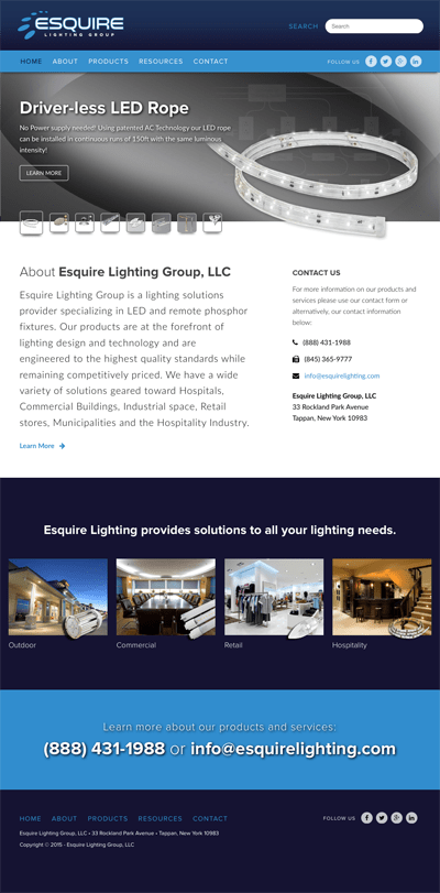 Esquire Lighting Group, LLC
